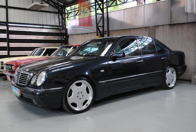 Mercedes-Benz C 55 AMG Sports Sedan