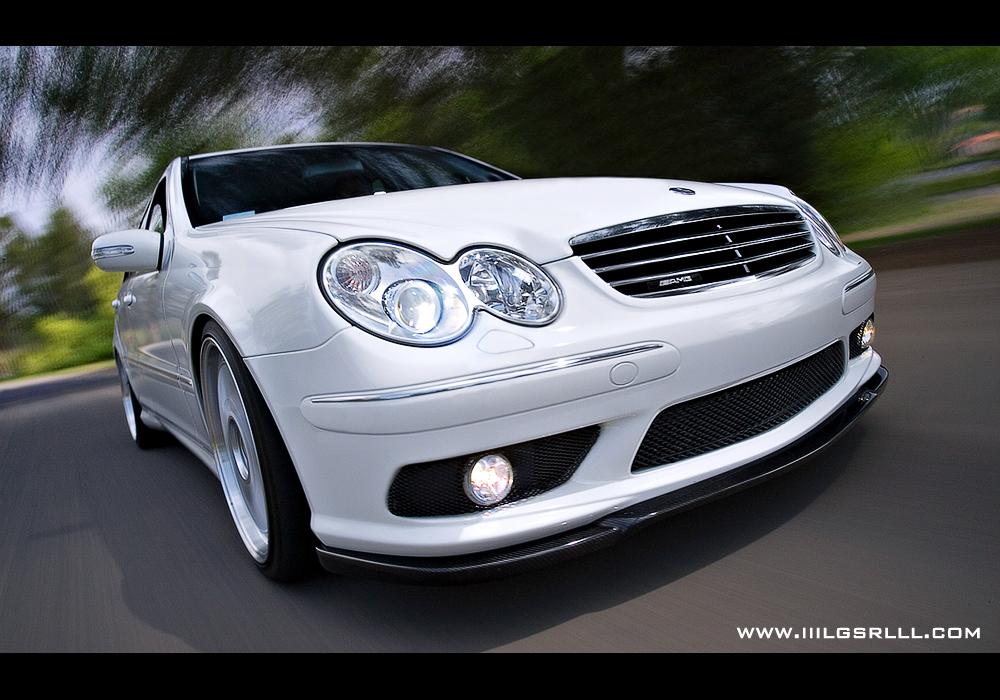 Mercedes-Benz C 55 T AMG