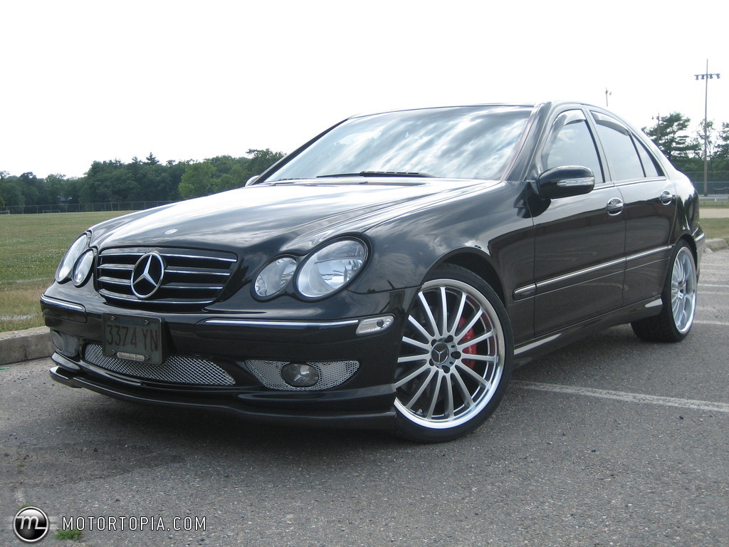 Mercedes-Benz C230 Kompressor