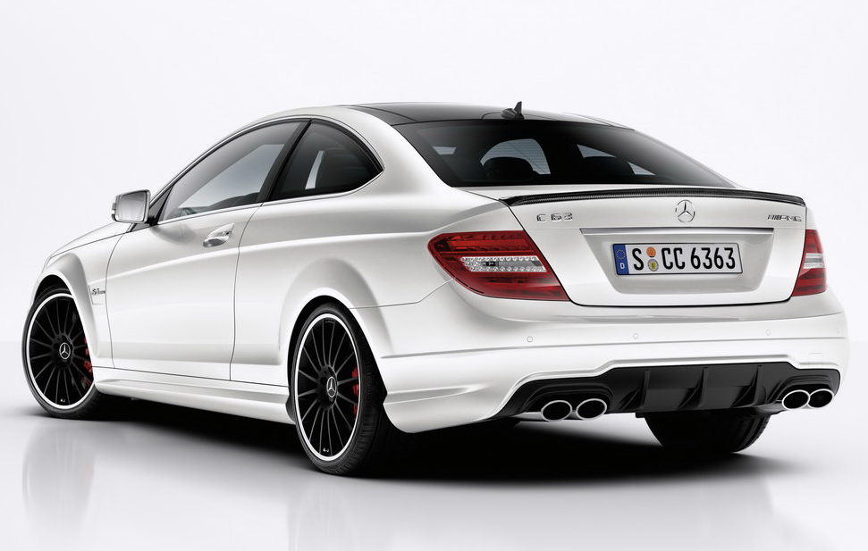Mercedes-Benz CL 63 AMG Coupe