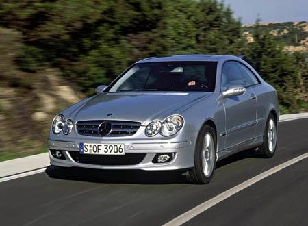 Mercedes-Benz CLK 200 16V Kompressor (208.345) AT