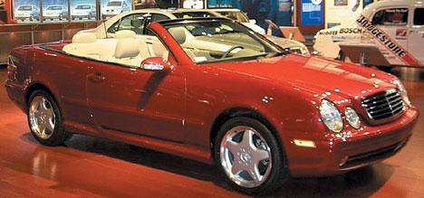 Mercedes-Benz CLK 230 16V Kompressor (208.447) AT