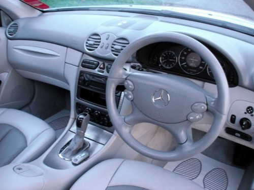 Mercedes-Benz CLK 240 Avantgarde