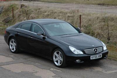 Mercedes-Benz CLS 500