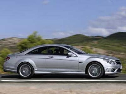 Mercedes-Benz CLS 63 AMG Coupe