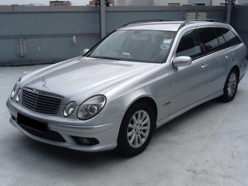 Mercedes-Benz E 200 Estate