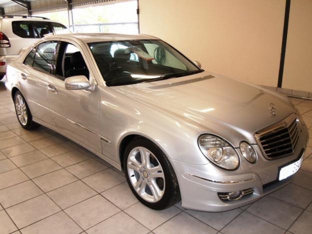 Mercedes-Benz E 200 K Avantgarde