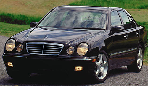 Mercedes-Benz E 200 Kompressor