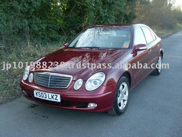 Mercedes-Benz E 200K