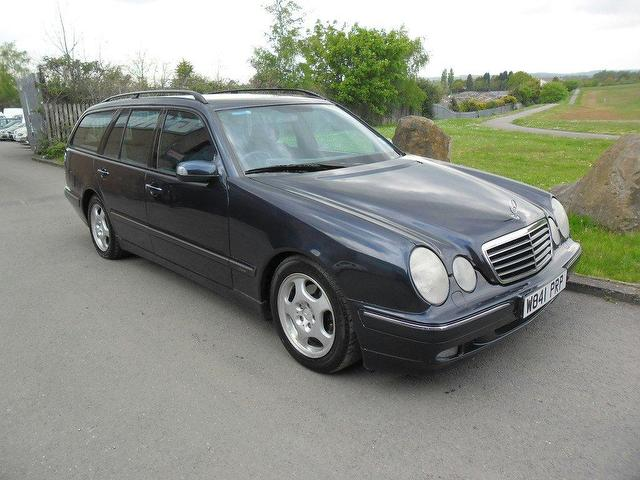 Mercedes-Benz E 240 Estate