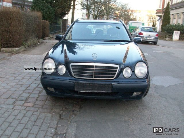 Mercedes-Benz E 240 T Classic