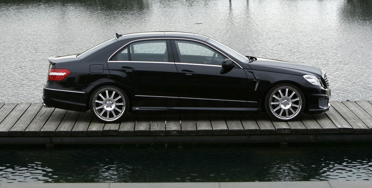 Mercedes-Benz E 250 CDi BlueEfficiency