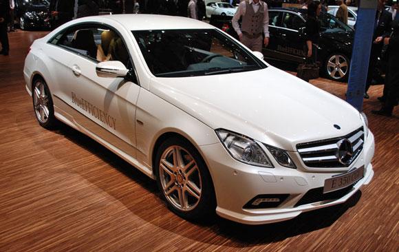 Mercedes-Benz E 250 CDI MT