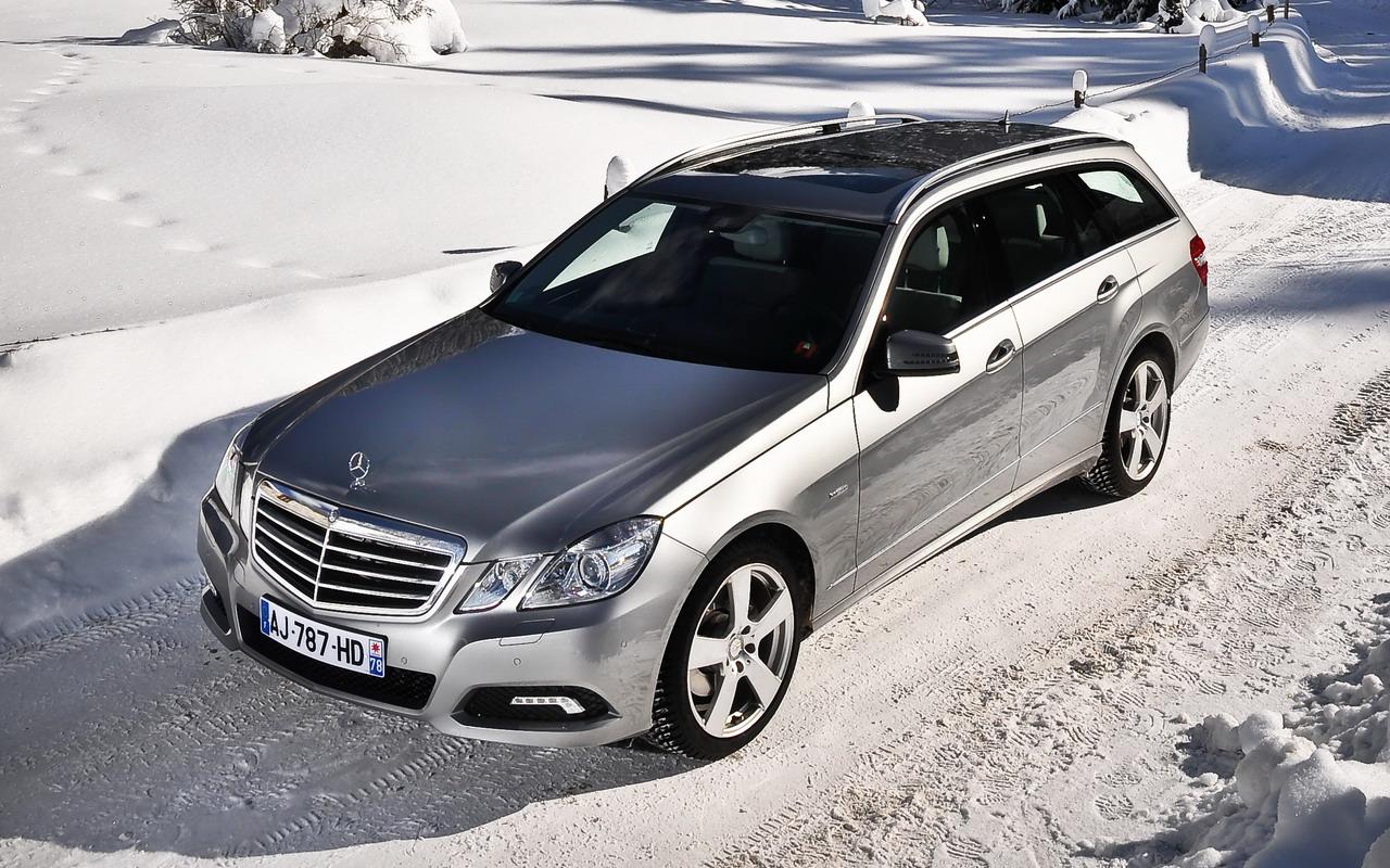 Mercedes-Benz E 350 CDi 4Matic