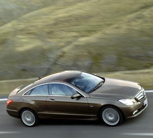 Mercedes-Benz E 350 CDi BlueEfficiency