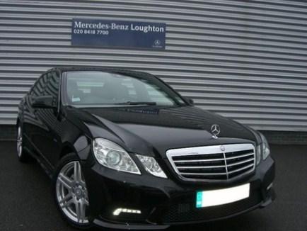 Mercedes-Benz E 350 CDi T BlueEfficency