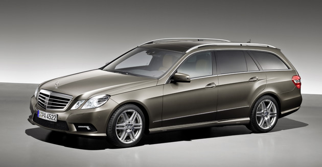 Mercedes-Benz E 350 T Estate
