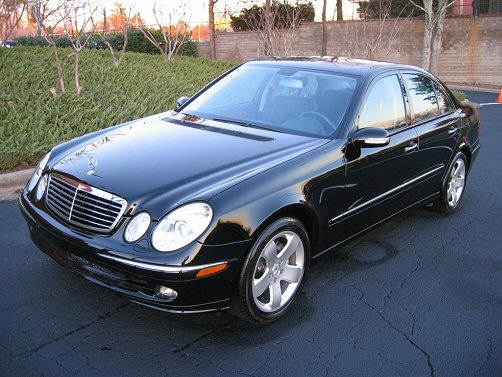 Mercedes-Benz E 500 4Matic