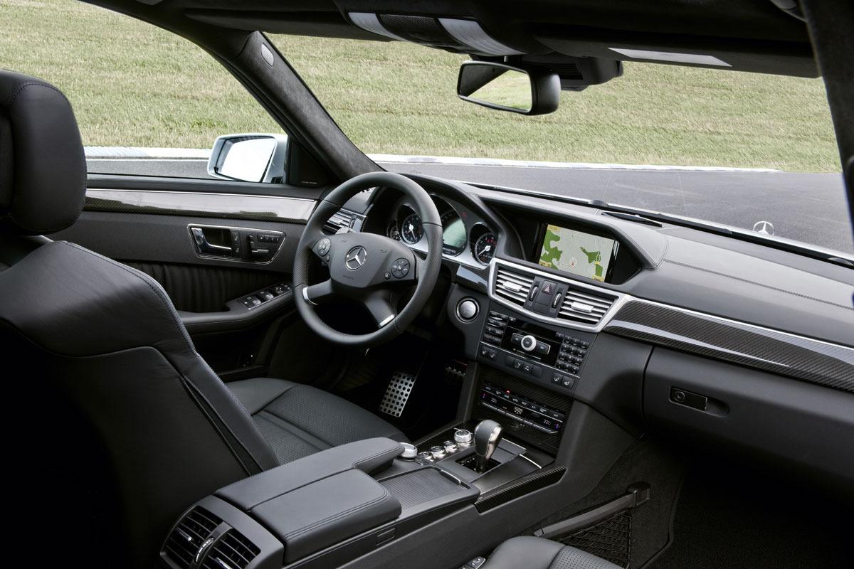 Mercedes-Benz E 63 AMG Estate