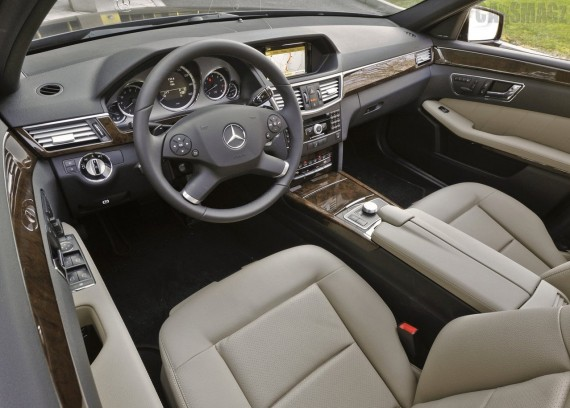 Mercedes-Benz E350 4Matic