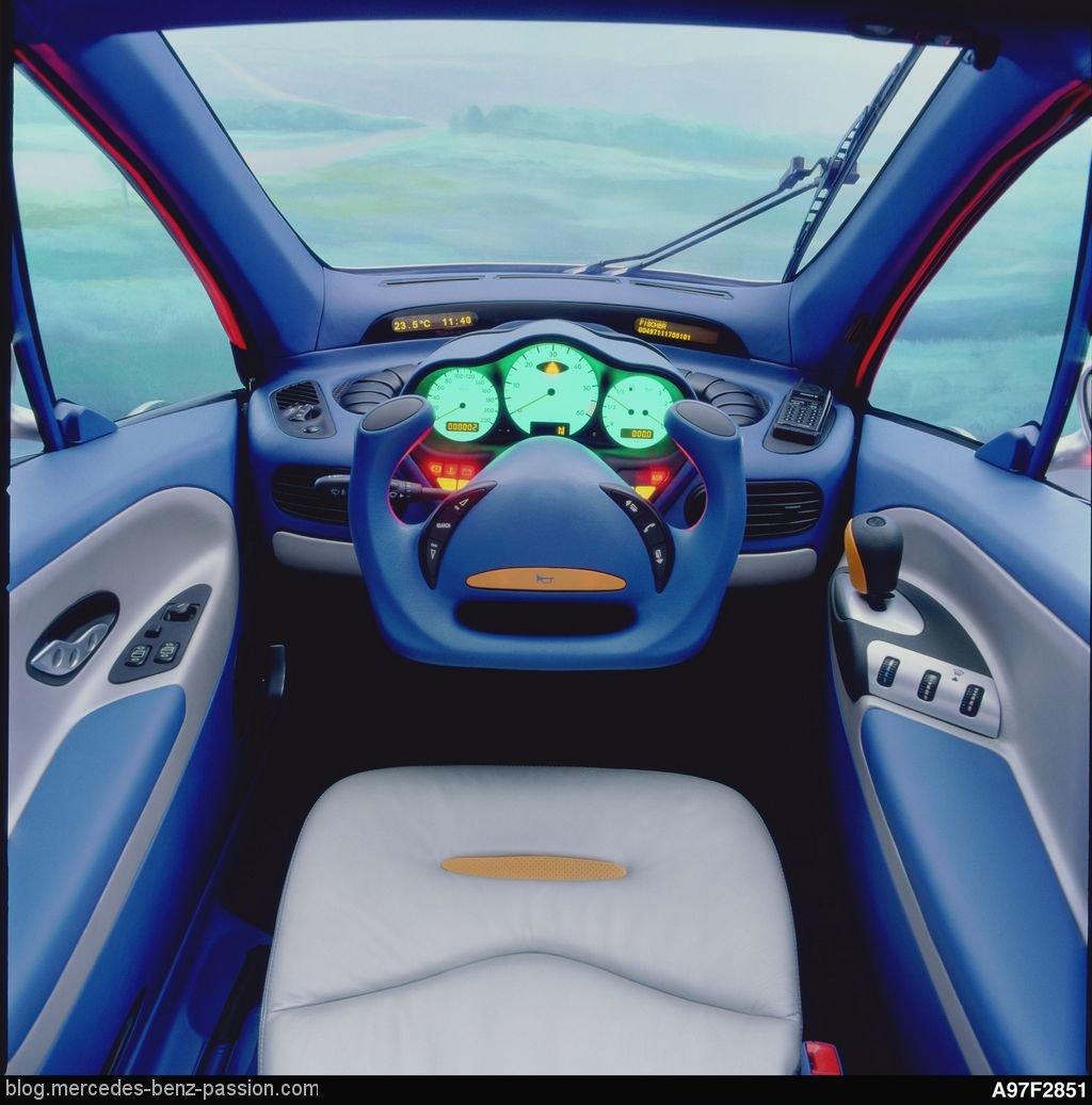 Mercedes-Benz F300 Life Jet
