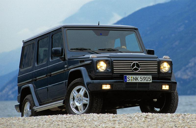 Mercedes-Benz G 270 CDI Wagon Long