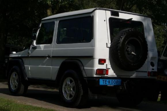 Mercedes-Benz G 290 TD AT