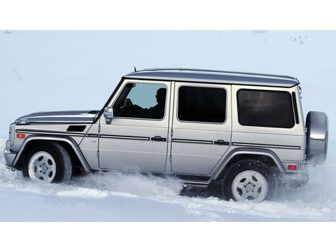 Mercedes-Benz G 300 GD MT