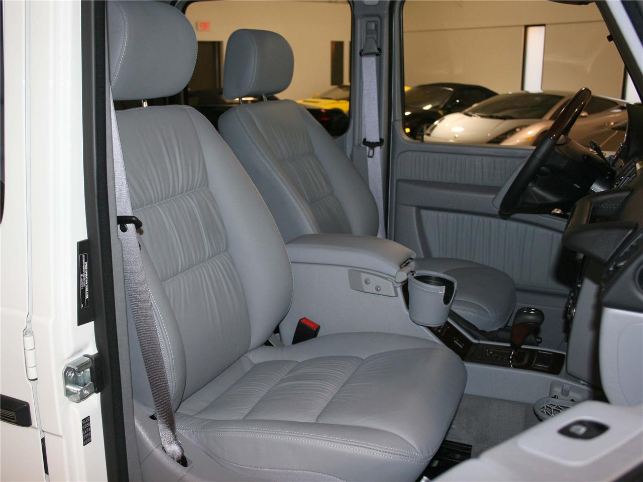 Mercedes-Benz G 500 296hp AT
