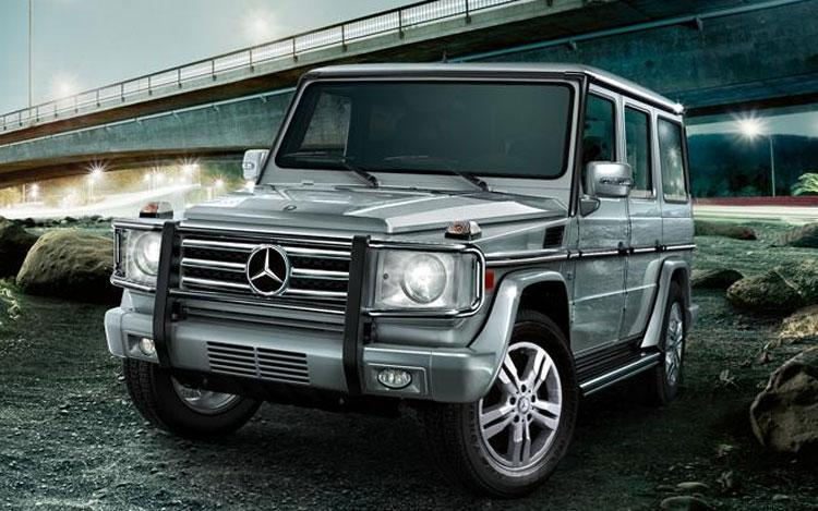 Mercedes-Benz G 550
