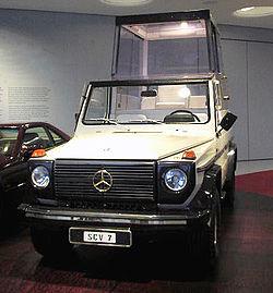 Mercedes-Benz G Cabrio 230 GE MT