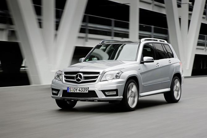 Mercedes-Benz GLK 250 CDI 4Matic AT