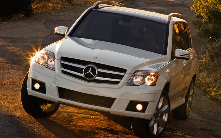 Mercedes-Benz GLK 350 4-Matic