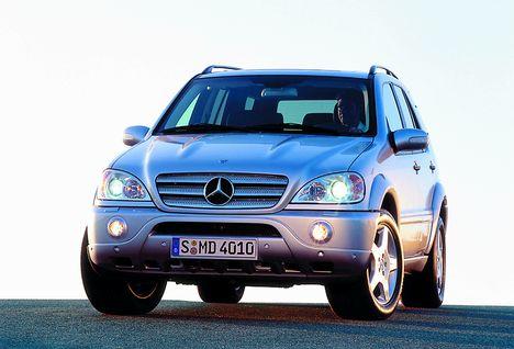 Mercedes-Benz M 350 235hp AT