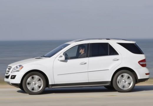 Mercedes-Benz M 450 CDI AT