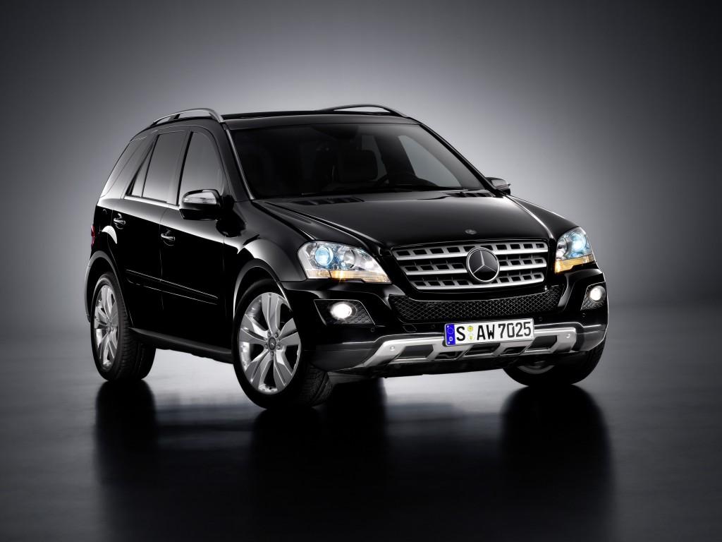 Mercedes-Benz ML 350 CDi