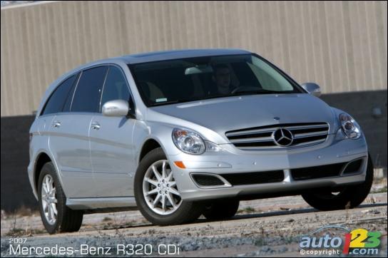 Mercedes-Benz R 320 CDI 4Matic