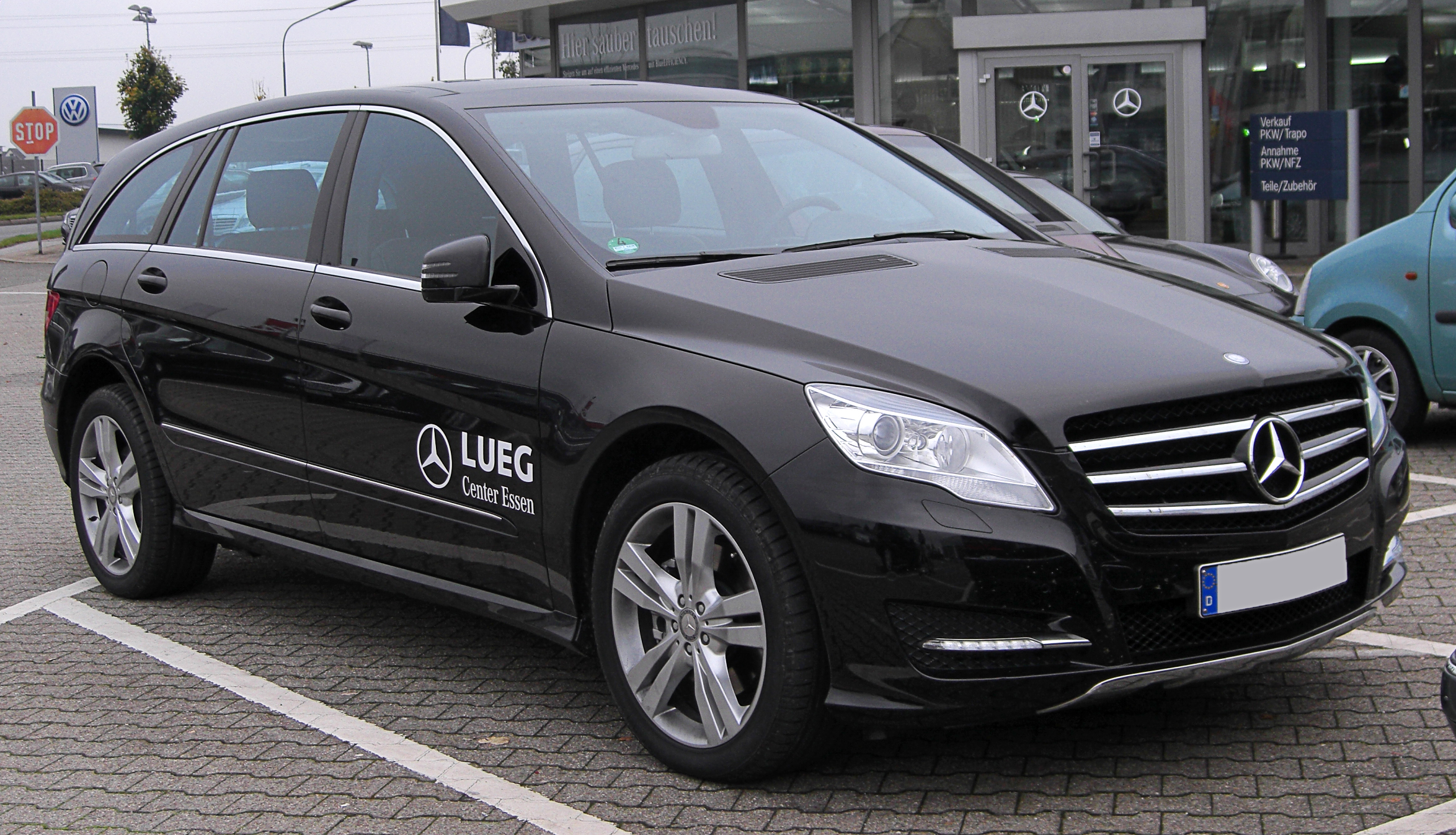 Mercedes-Benz R 350 CDi 4Matic
