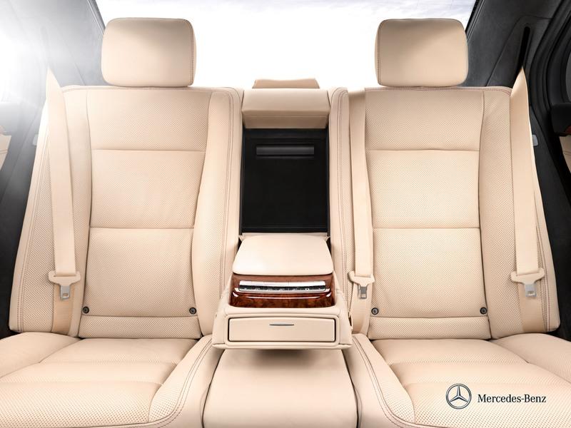 Mercedes-Benz S 280 SE 185hp
