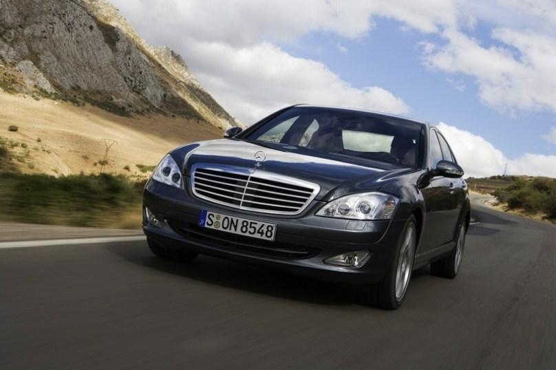 Mercedes-Benz S 450 4-Matic L