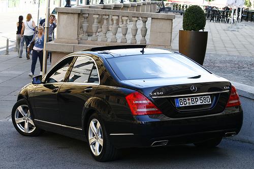 Mercedes-Benz S 450 CDi