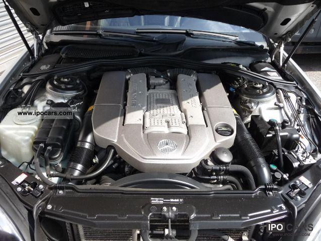 Mercedes-Benz S 55 AMG L