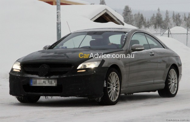 Mercedes-Benz S Coupe 65 AT