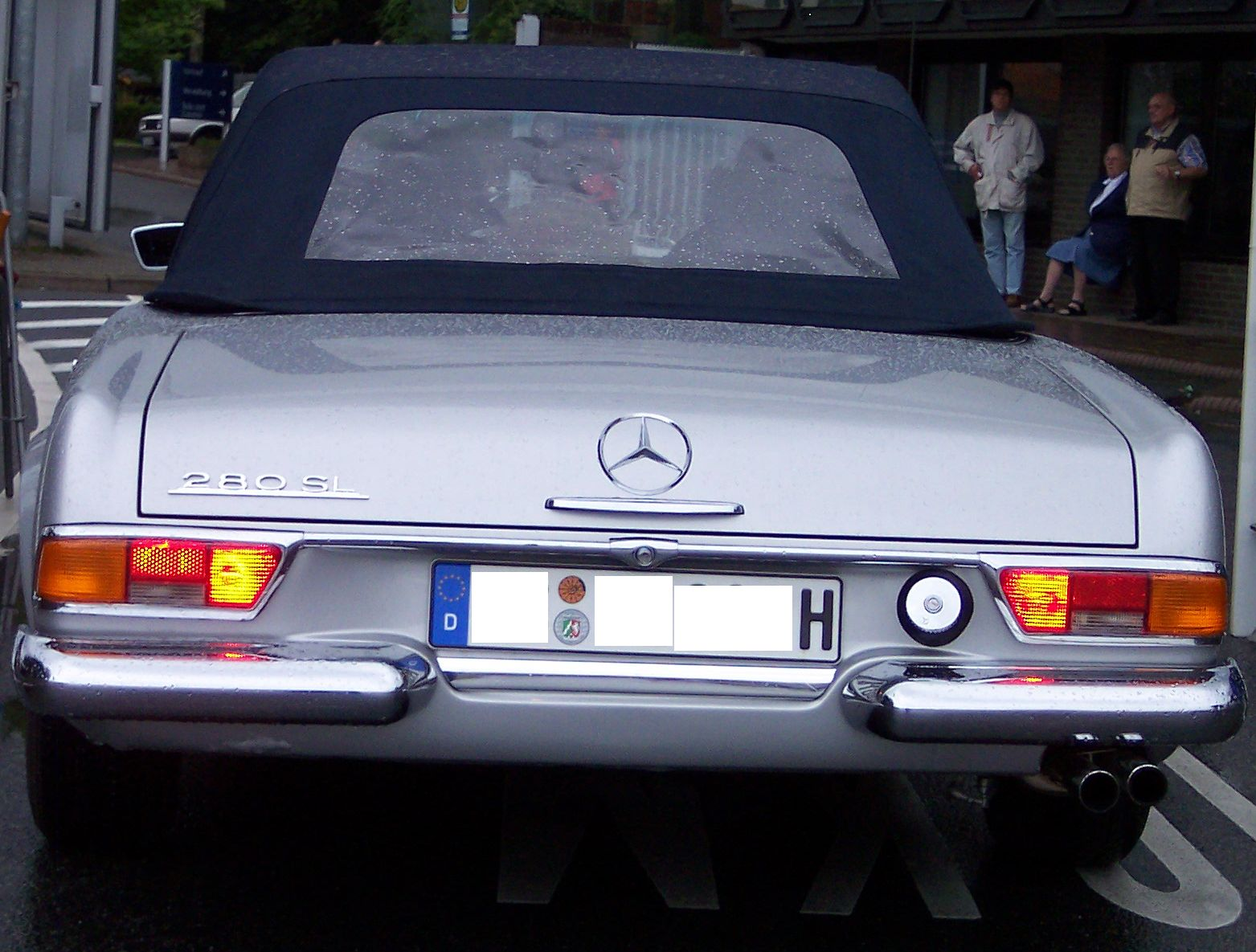 Mercedes-Benz SL 280