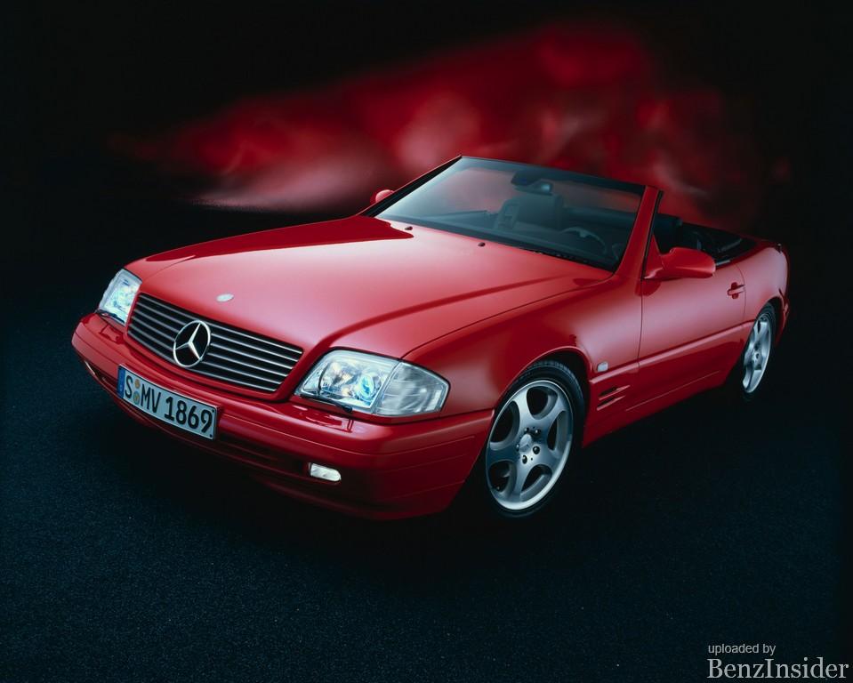Mercedes-Benz SL 300 190hp AT