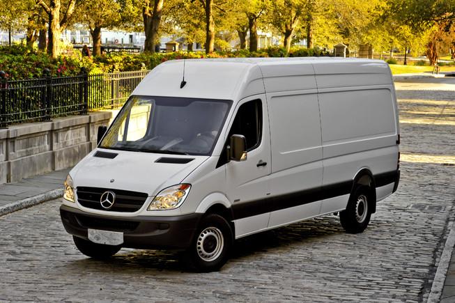 Mercedes-Benz Sprinter Cargo Van 3500