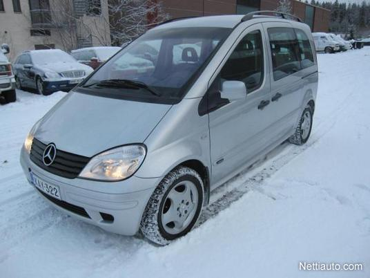 Mercedes-Benz Vaneo 1.9i MT