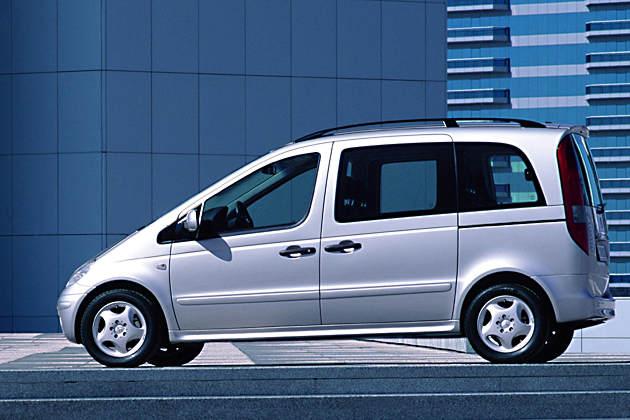 Mercedes-Benz Vaneo CDI 1.7 Trend