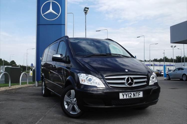 Mercedes-Benz Viano 2.2 CDi Ambiente