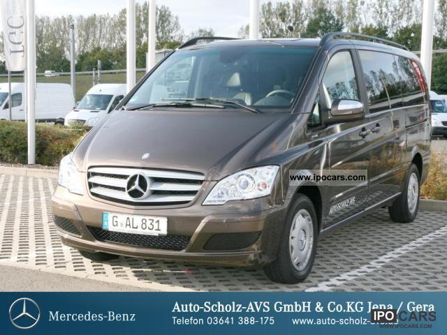 Mercedes-Benz Viano 2.2 CDI Trend